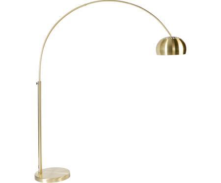 Lampa podłogowa w kształcie łuku z regulacją wysokości Metal Bow