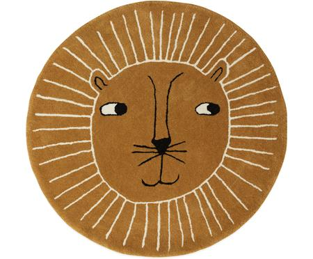 Dywan z wełny Lion