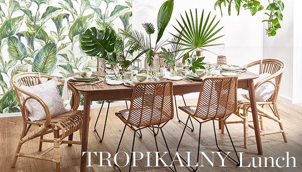 Tropikalny lunch