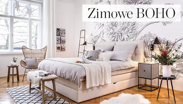 Sypialnia Snow Boho