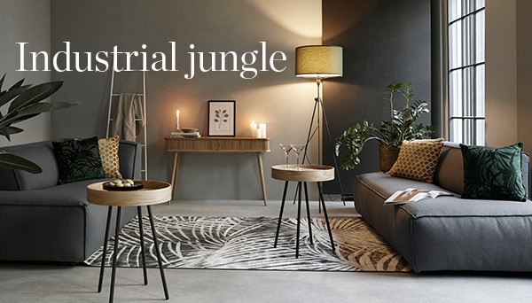 Industrial jungle