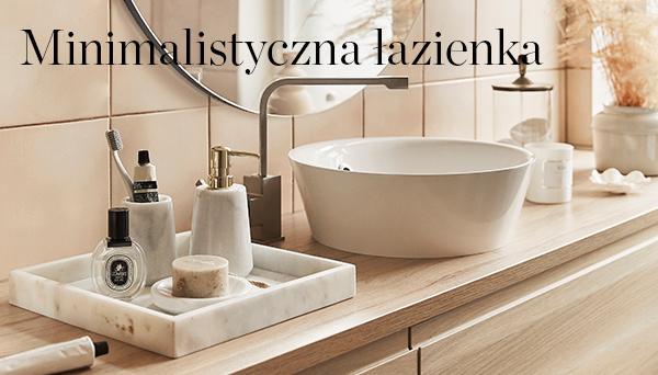 Łazienka-minimal