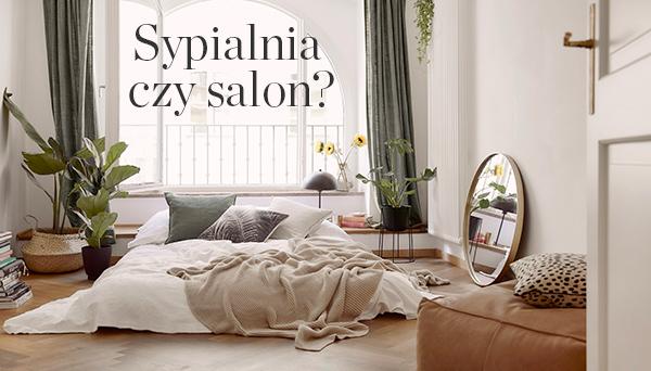 Sypialnia czy salon?