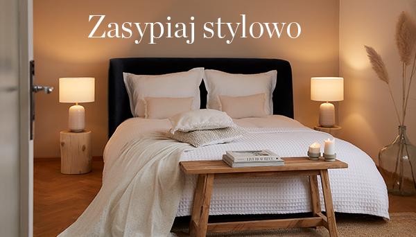 Zasypiaj stylowo