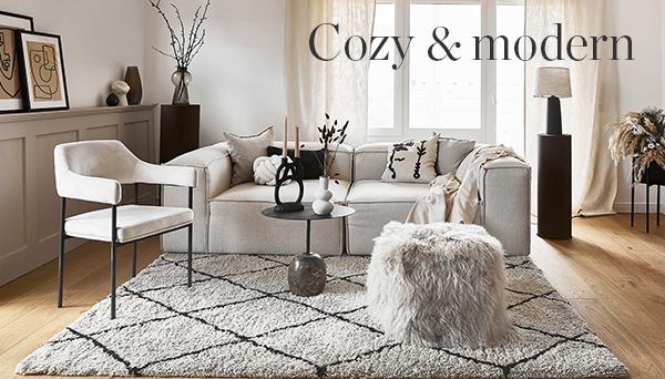 Cozy & modern