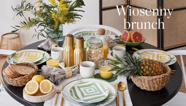 Wiosenny brunch